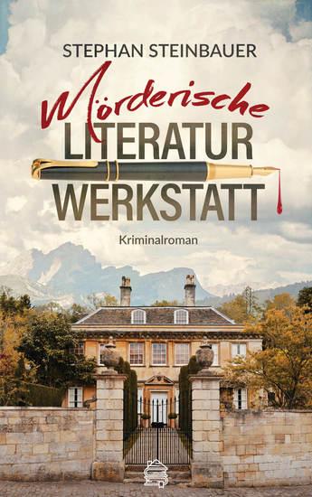 Mörderische Literaturwerkstatt - Kriminalroman - cover