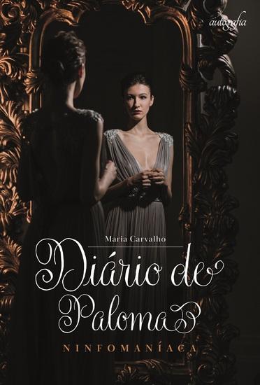 Diário de Paloma: ninfomaníaca - cover