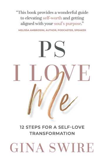 PS I Love Me - 12 Steps for a Self-Love Transformation - cover