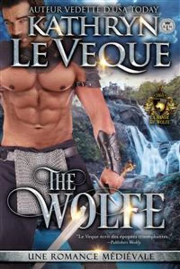 The Wolfe - Une Romance Médiévale Épique En Deux Parties - cover