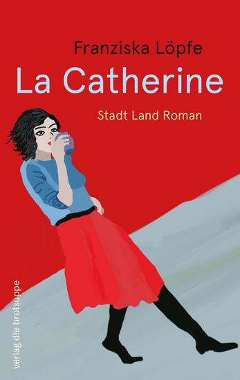 La Catherine - cover