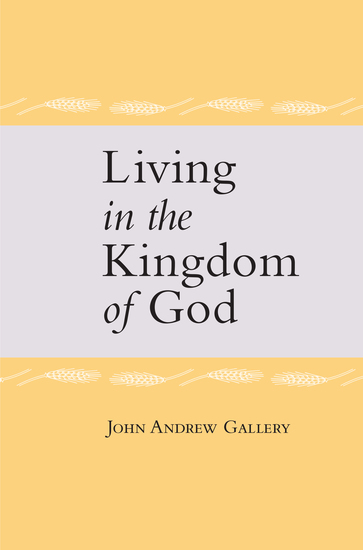 Living in the Kingdom of God - Second Edition - cover