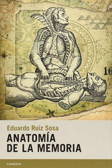 Anatomía de la memoria - cover