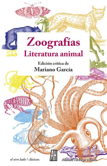 Zoografías - Literatura animal - cover