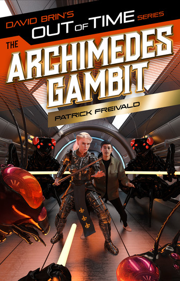 The Archimedes Gambit - cover