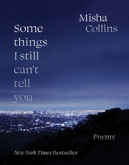 Some Things I Still Can't Tell You - Poems - cover