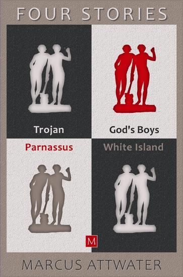 Four Stories - Trojan - God's Boys - Parnassus - White Island - cover