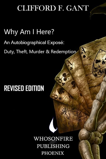 Why am i here ? - an autobiographical expose murder and redemption - cover