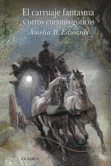El carruaje fantasma - y otros cuentos góticos - cover
