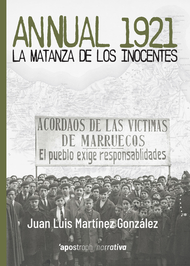 Annual 1921 - La matanza de los inocentes - cover