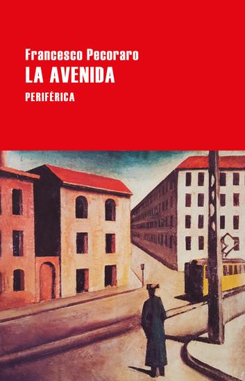La avenida - cover