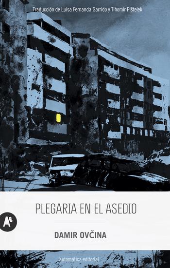 Plegaria en el asedio - cover