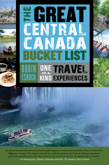 The Great Central Canada Bucket List - One-of-a-Kind Travel Experiences - cover