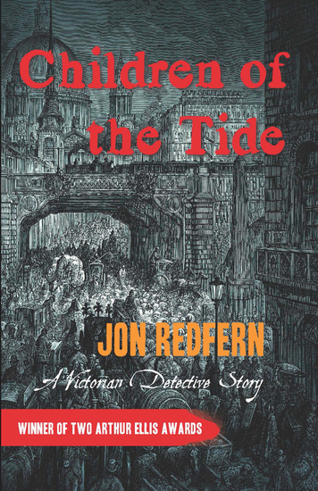 Children of the Tide - A Victorian Detective Story - cover