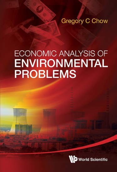 Economic Analysis of Environmental Problems - cover