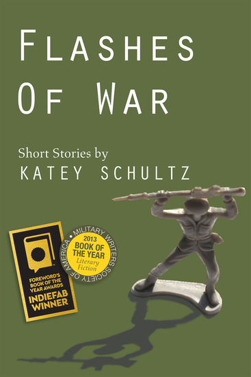 Flashes of War - Short Stories - cover