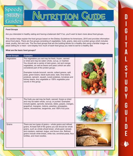nutrition study guide Integrative nutrition my name is zohar zemach wilson, founder of the alok holistic health center our curriculum teaches a wide variety of skills in health coaching, nutrition education, business.
