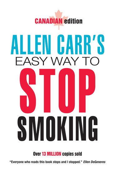 Allen Carr's Easy Way to Stop Smoking - cover