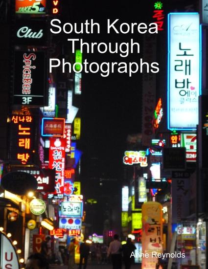 South Korea Through Photographs - cover