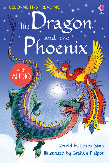 The Dragon and the Phoenix - cover
