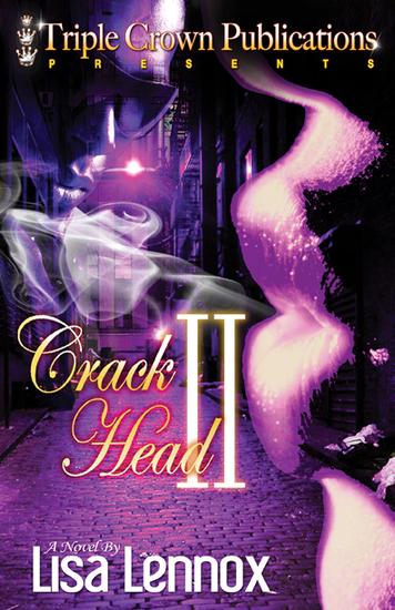 Crack Head II - cover