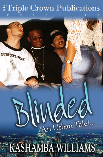 Blinded - An Urban Tale! - cover
