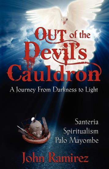 Out of the Devils Cauldron - cover