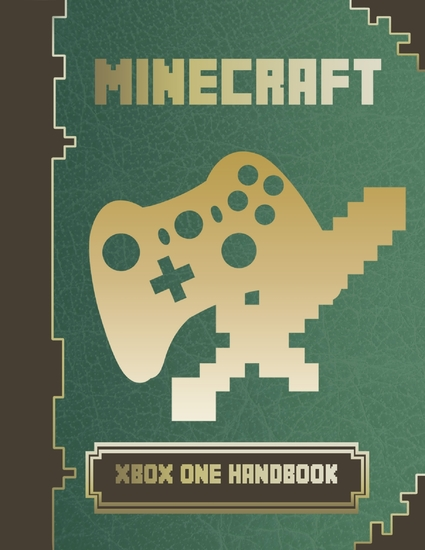 Book Cover Tutorial Xbox One : Minecraft xbox one handbook read book online