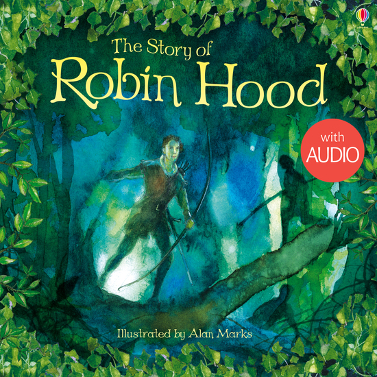 The Story of Robin Hood - cover