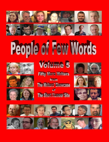 People of Few Words - Volume 5 - cover