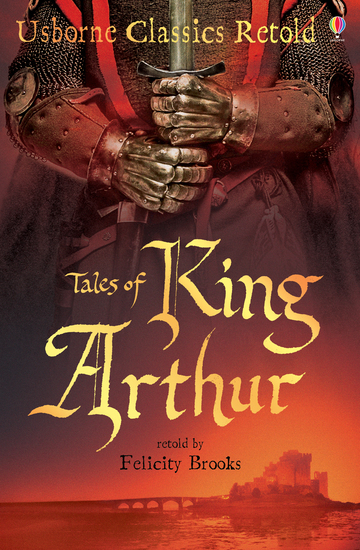 Tales of King Arthur - cover