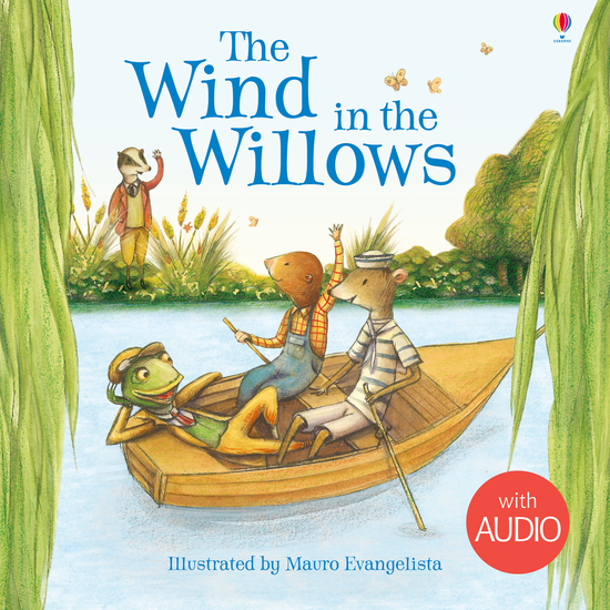 The Wind in the Willows - cover