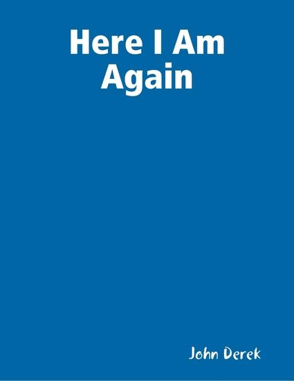 Here I Am Again - cover