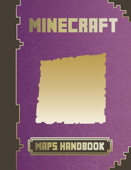 Book Cover Craft Map : Minecraft maps handbook read book online