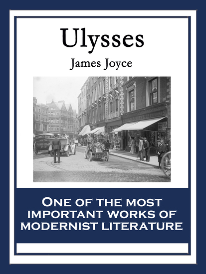 Ulysses - With linked Table of Contents - cover