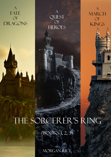 Sorcerer's Ring Bundle (Books 1 2 and 3) - cover