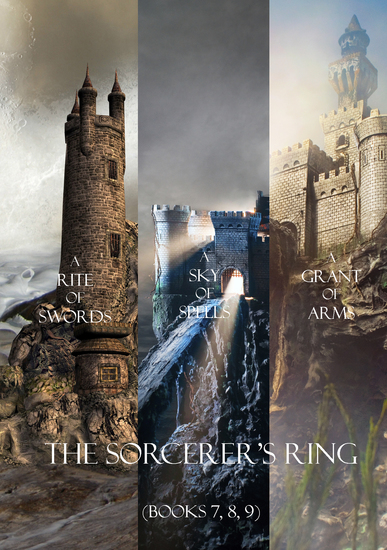 Sorcerer's Ring Bundle (Books 7 8 and 9) - cover