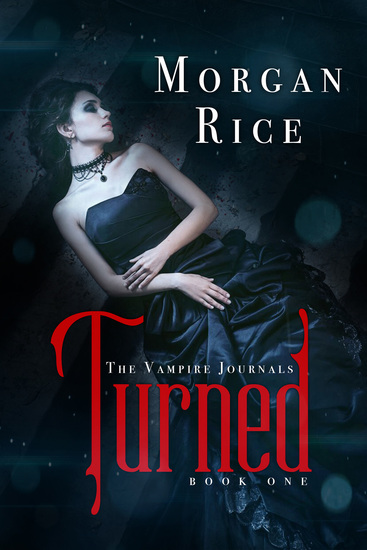 Turned (Book #1 in the Vampire Journals) - cover