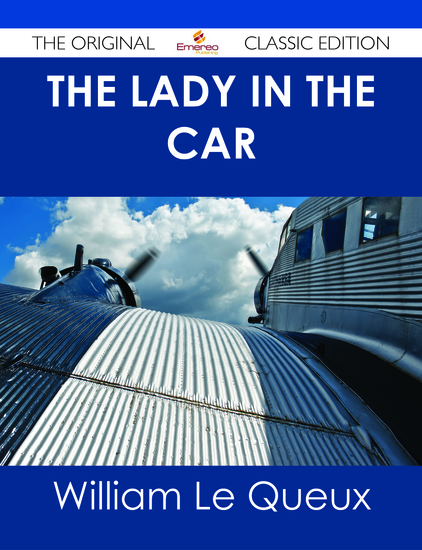 The Lady in the Car - The Original Classic Edition - cover