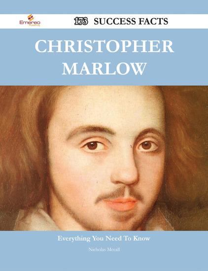 christopher marlowe essays