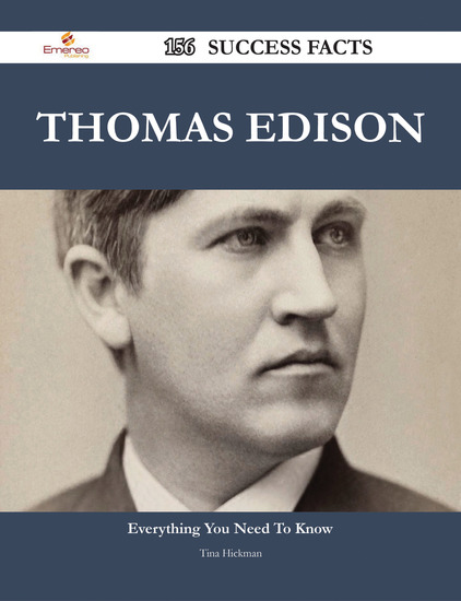 a biography of thomas edison as written by sterling north