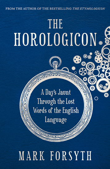 The Horologicon - cover