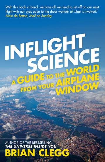 Inflight Science - A Guide to the World from Your Airplane Window - cover