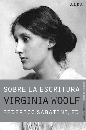 Sobre la escritura virginia woolf - cover