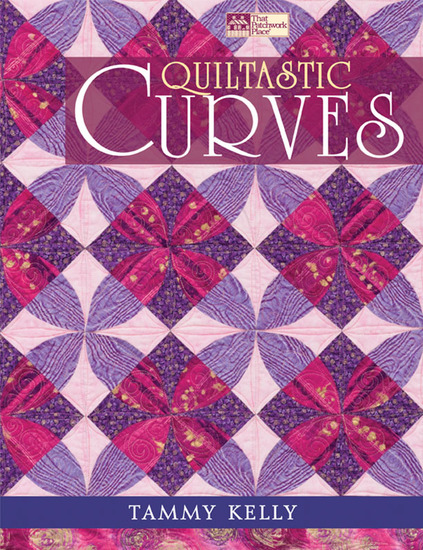 Quiltastic Curves - cover