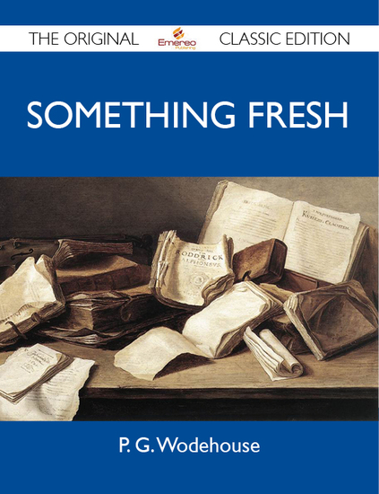 Something Fresh - The Original Classic Edition - cover
