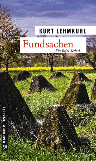 Fundsachen - Kriminalroman - cover