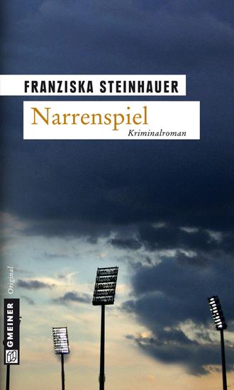 Narrenspiel - Peter Nachtigalls dritter Fall - cover