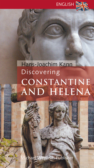 Discovering Constantine and Helena - cover