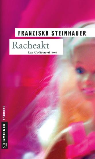 Racheakt - Thriller - cover